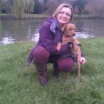 Sue Kewley - dog training expert