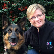 Sue Kewley of Confident Canine Classes